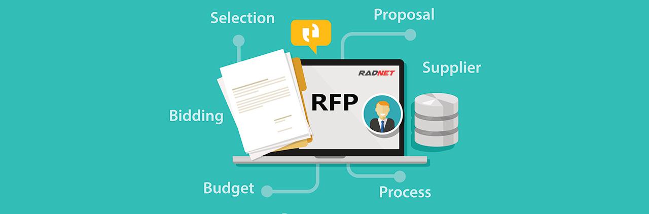 تهيه RFP براي پروژه های نرم افزاری
